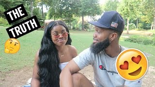 THE TRUTH ABOUT OUR RELATIONSHIP!! (fail)