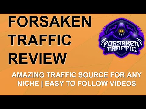 Forsaken Traffic Review | Instant Ranking & FREE Traffic thumbnail