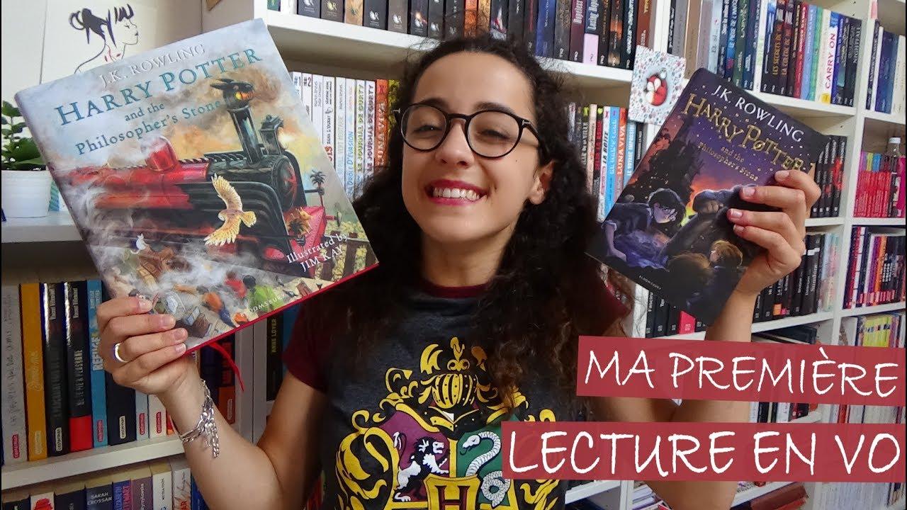 Harry Potter Ma Premiere Lecture Vo Anglais