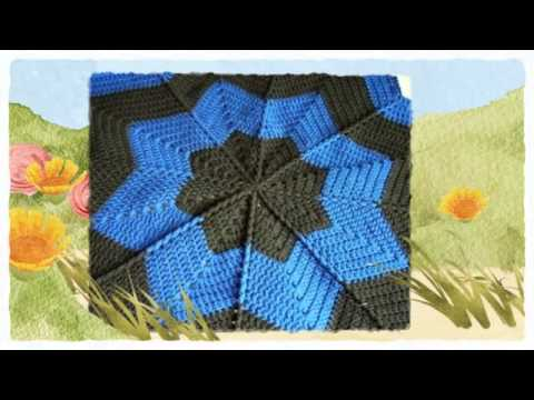 How To Crochet A Ripple Crochet Afghan 7 Free Patterns