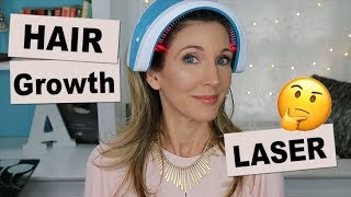 Trying a Laser Hair-Growth Device! HairMax LaserBand 82