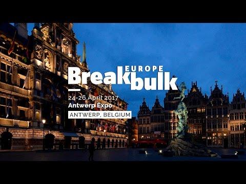 Breakbulk Europe 2017 Official Recap Video