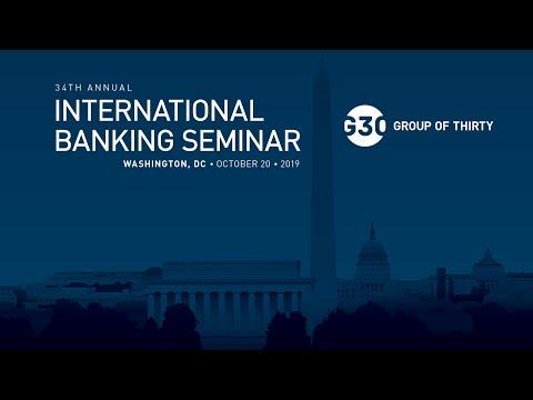 G30 2019 International Banking Seminar