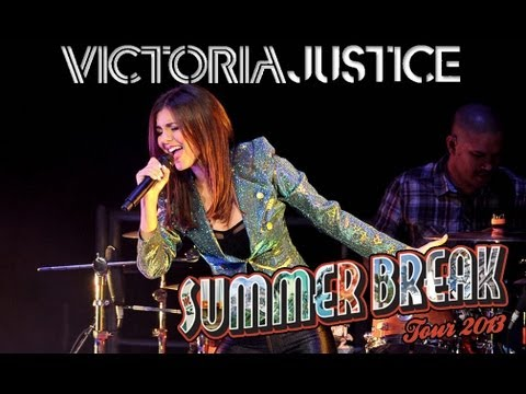 Victoria Justice - Summer Break Tour - Full Concert!