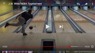 J.W. Wins NEBA Tournament