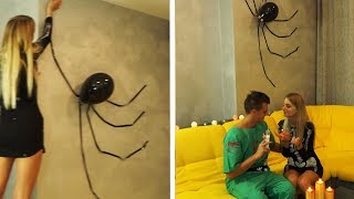 Awesome Halloween Costume! DIY Halloween Decor and Food Ideas