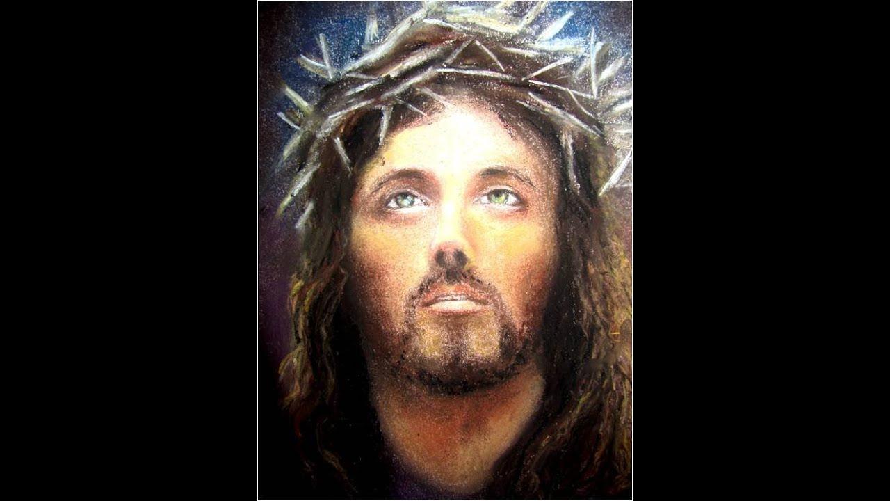Dibujos De Rostro De Cristo Enimagui