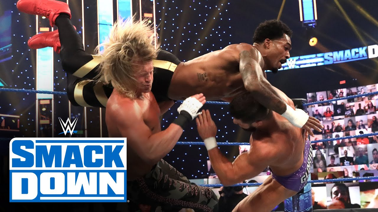 The Street Profits vs. Ziggler & Roode – SmackDown Tag Team Title Match: SmackDown, Oct. 16, 2020