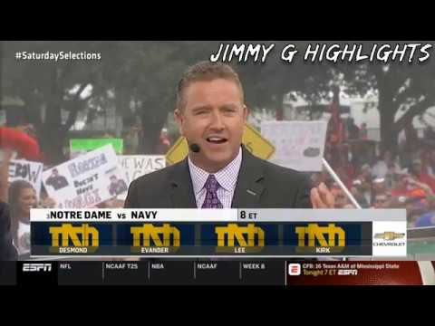 THE COCKTAIL PARTY - Week 9 Selections / Lee Corso Mascot Pick Week 9 / College Gameday