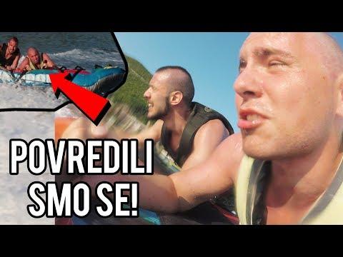 EKSTREMNI SPORT NA PLAŽI!!! W/Braco Gajić