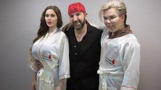 Pixee Fox And Rodrigo Alves' Plastic Surgery Camp: HOOKED ON THE LOOK