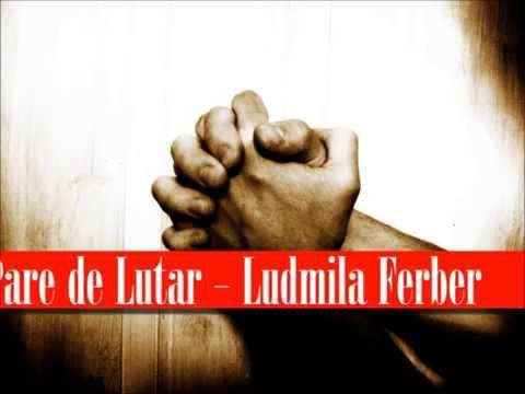 Nunca Pare De Lutar Ludmila Ferber Playback E Legendado Youtube