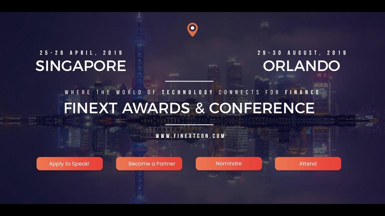 FiNext USA (Aug 2019), FiNext Conference, Orlando USA