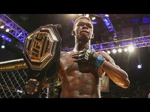 Israel Adesanya - Journey to UFC Champion