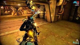 Warframe Vapor Specter Gameplay
