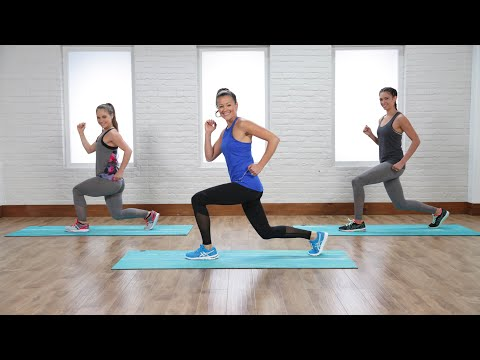 20-Minute Tabata Workout