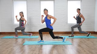 Tap Every Muscle Group With This 20-Minute Tabata Workout | Class FitSugar