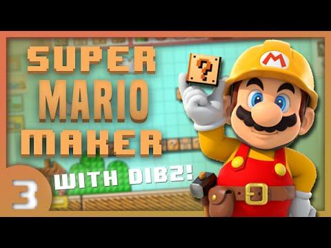 Super Mario Maker #3: I AM THE MARIO GOD