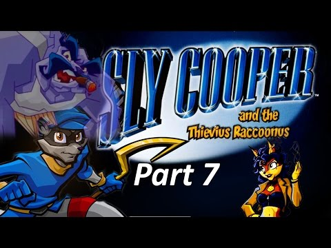 Wish you Were Here - Sly Cooper and The Thievius Raccoonus Part 7