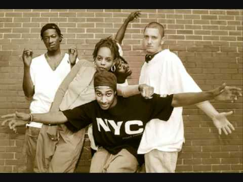 Outsidaz Feat. Eminem - Hard Act To Follow (rare song)