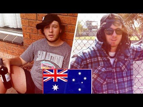 TYPES OF AUSTRALIAN GUYS