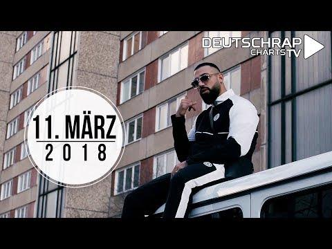 TOP 20 Deutschrap CHARTS | 11. März 2018