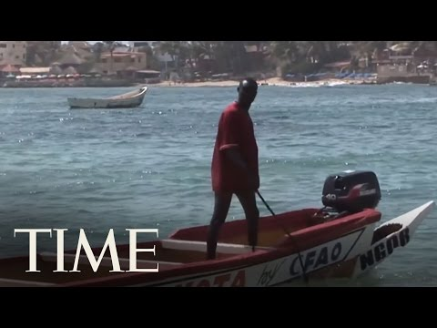 Wrestling Out of Poverty in Senegal | A Fighting Chance | TIME