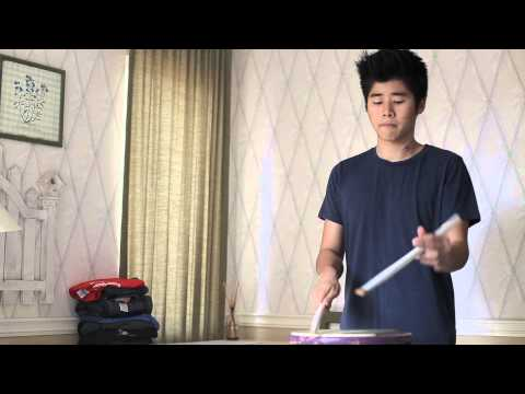 Drumline Cadence - My Name Is Jonathan Moon And I Gotta Tie My Shoe