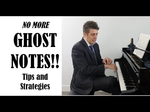 how to get rid of ghost notes josh wright piano tv youtube. Black Bedroom Furniture Sets. Home Design Ideas