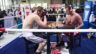 Chess Boxing: El curioso deporte que combina ajedrez y boxeo
