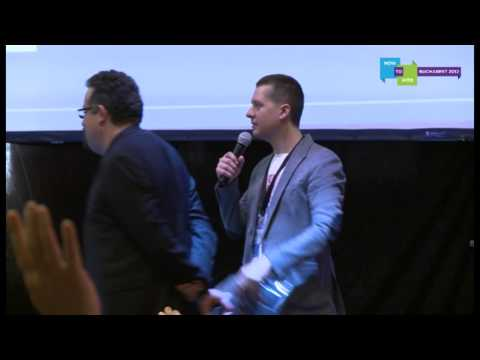 How to Web 2012: Phil Libin - The power of innovation