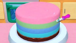 Fun Learn Cake Cooking & Colors Games - My Bakery Empire - Fun Bake, Decorate & Serve Cakes
