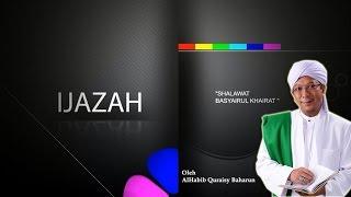 Video Ijazah Shalawat Basyairul Khairat Diberikankan Oleh AlHabib Quraisy Baharun download MP3, 3GP, MP4, WEBM, AVI, FLV Oktober 2018