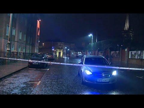 Nordirland: Explosion in Londonderry
