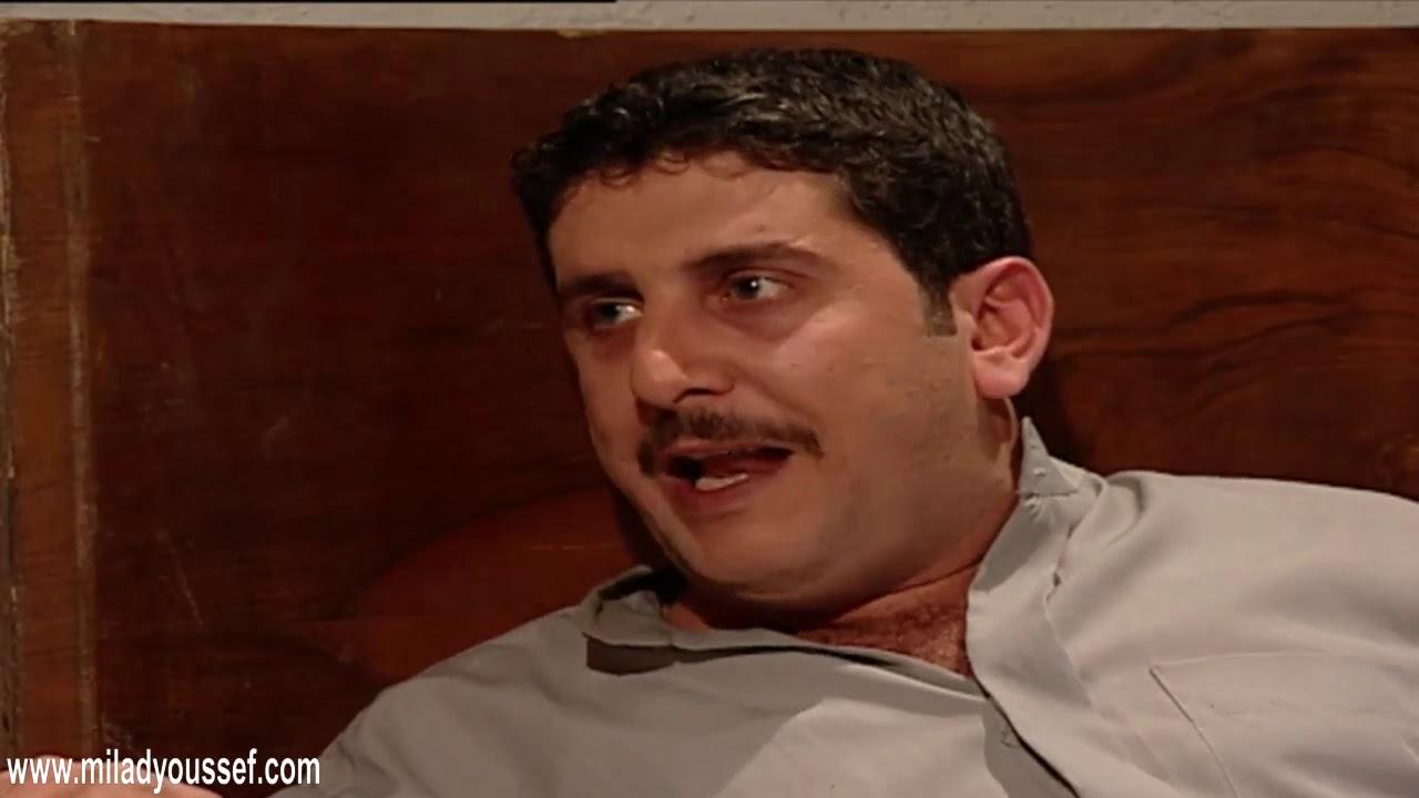 باب الحارة   صهرن سعيد قلعهن من البيت وحرمهن يفوتو عليه   ميلاد يوسف