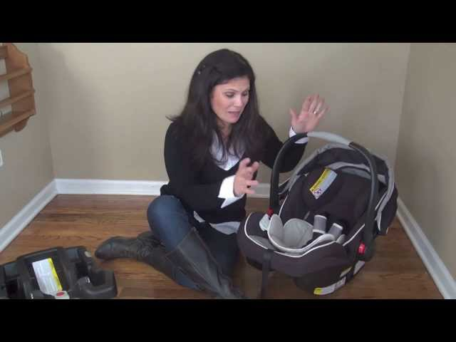 Graco+Aire3+Click+Connect+Travel+System+Stroller+Zeus