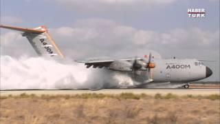Türk Hava Kuvvetleri'ne Dev Nakliye Uçağı