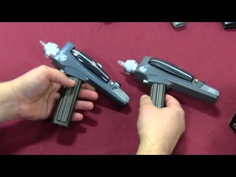 Star Trek Wand Company Phaser Remote Prop Replica - Things and Stuff