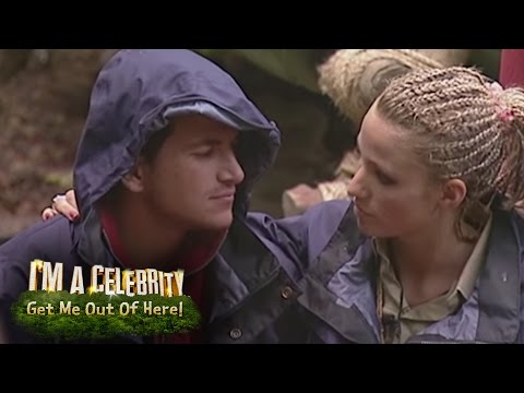 Peter Andre Tries To Kiss Jordan  I'm A Celebrity...Get Me Out Of Here!