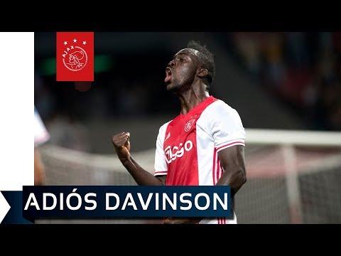Adiós Davinson Sánchez