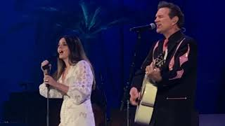 Lana Del Rey Chris Isaak Wicked Game Full Perfomance Hollywood Bowl in Los Angeles CA.mp3