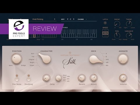 UJAM's Virtual Guitarist Silk plugin is on sale for $89 USD