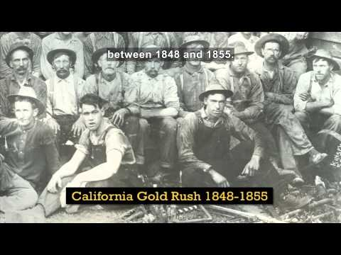 Social Studies Video Vocab: Gold Rush (Accessible Preview)