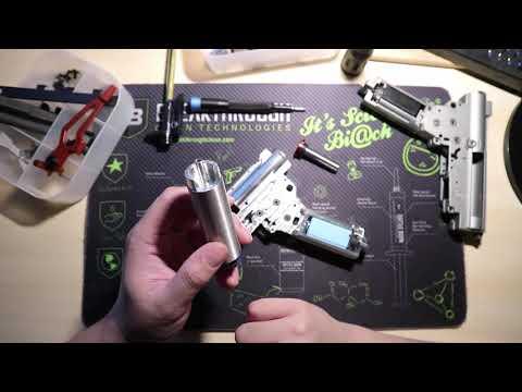 AK DSG Build Log (PART ONE) - RetroArms V3 cage wobble :(