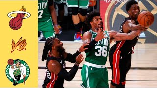 Miami Heat vs Boston Celtics Full Game Highlights 1st Qtr | East Finals Game 6 | NBA Playoffs 2020