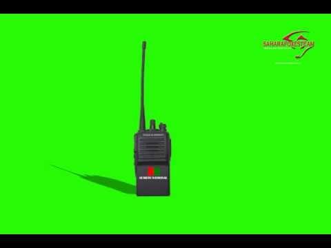 sonnerie talkie walkie police algerie