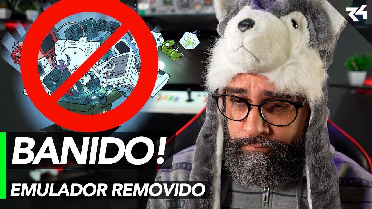 RetroArch foi BANIDO da loja do Xbox - Vai dar ban pra nós?