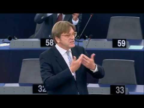 Guy Verhofstadt 03 Oct 2017 plenary speech on Brexit