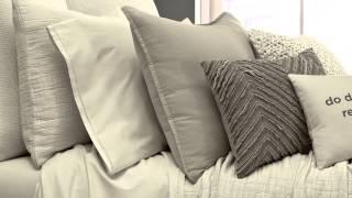 Kenneth Cole Reaction Home Oatmeal Mineral Bedding Collection At Bed Bath & Beyond