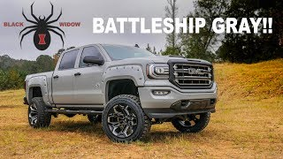 WORLD'S FIRST GMC ARMED FORCES EDITION BLACK WIDOW TOUR!!!